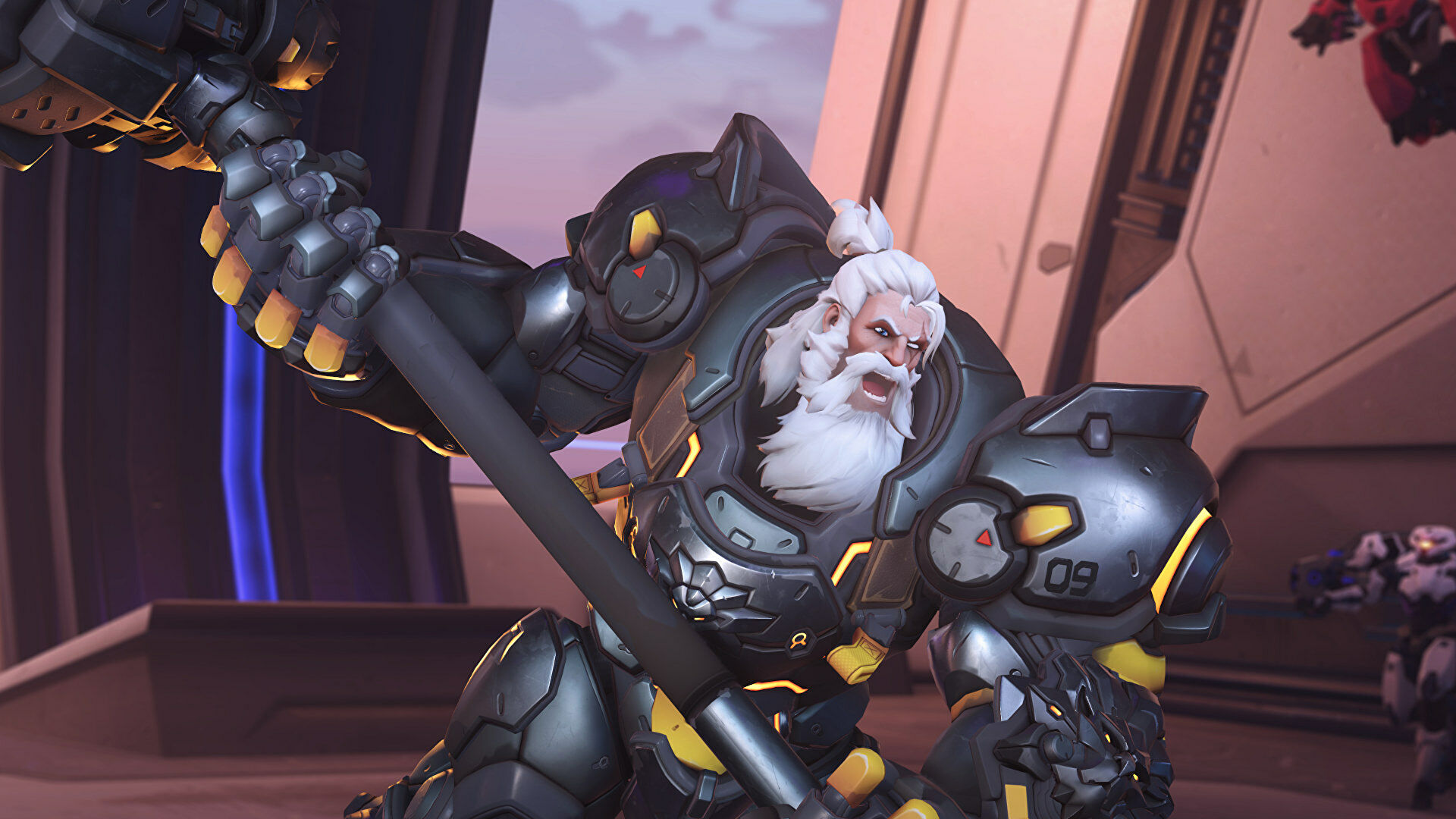 Tanks are getting some big changes in Overwatch 2