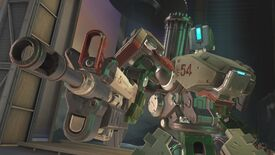 "Image for Overwatch's latest Experimental changes are looking to make Bastion ""more viable"""