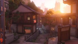 Image for Overwatch's new map arrives today, complete with cat café and lotsa lore