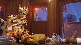 Image for Overwatch celebrates Lunar New Year with face-shifting new skins