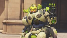 Image for Overwatch's Orisa nearly got an ability that let her teleport across the map