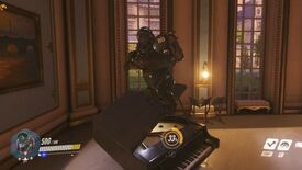 Image for Someone made a tool that plays the Overwatch piano, so naturally I used it to play Toss A Coin To Your Witcher