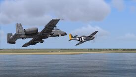 Image for DCS: P-51D Mustang Sallies Forth