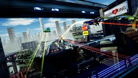Image for Wipeout-inspired Pacer is out now with combative car racing