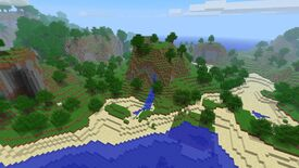 """Image for Minecraft fans have discovered the location of the """"most iconic image in Minecraft history"""""""