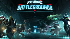 Image for Paladins plunking it up with new Battlegrounds mode