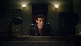 Image for Tickets, please! Watch Papers, Please's official short film