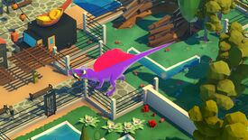 Image for Dino management sim Parkasaurus emerges from early access on August 13