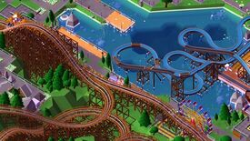 Image for Roll Out The Coasters: Parkitect