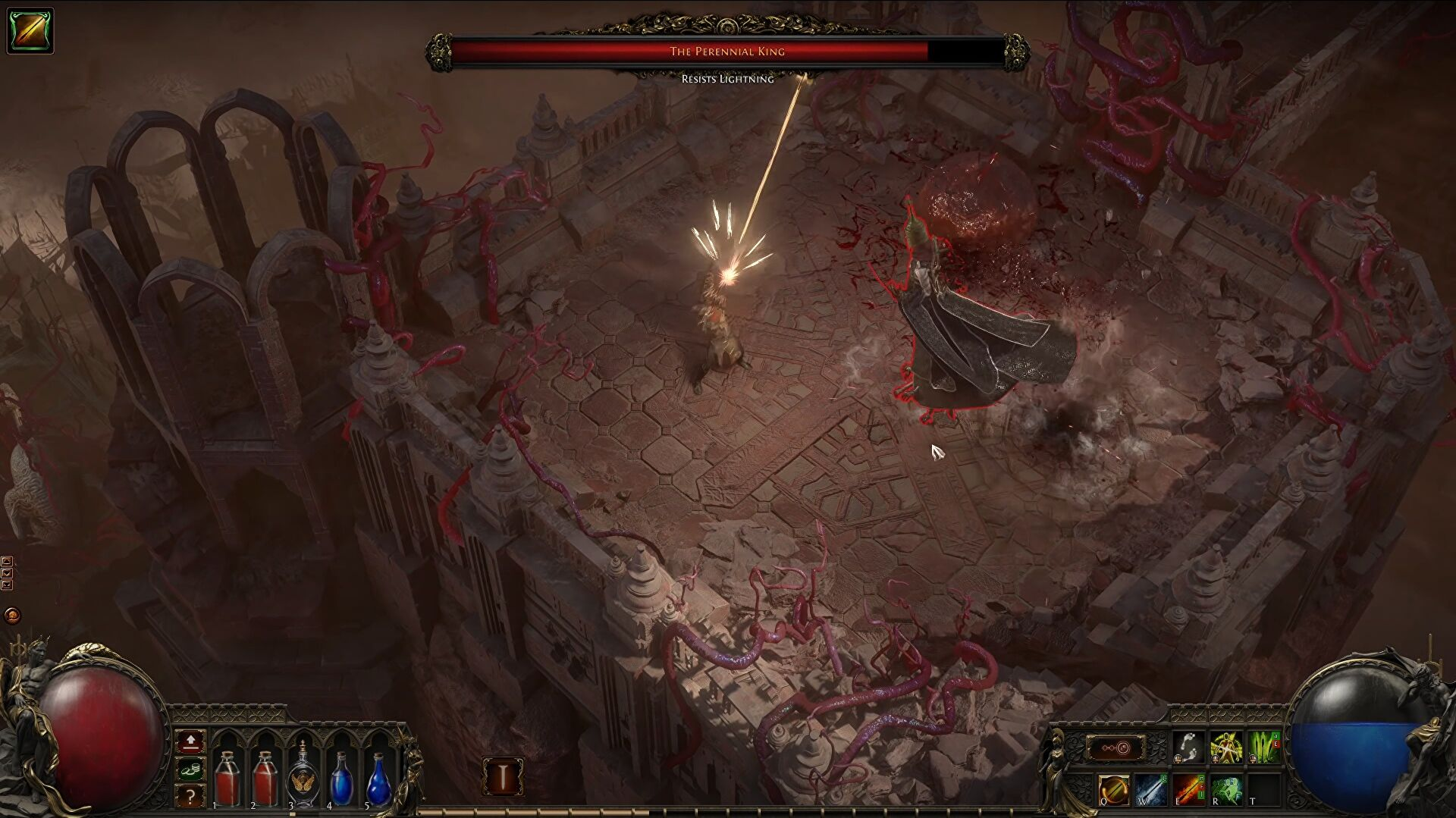 Path Of Exile 2 resurfaces and looks like it'll offer Diablo 4 stiff competition
