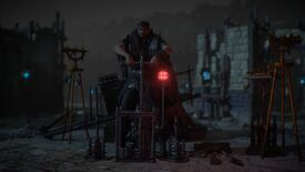 Path Of Exile: Expedition - A player character gets ready to detonate a series of explosives.
