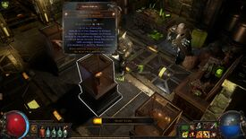 Image for Path Of Exile: Heist expansion gets the crew together for a big score today