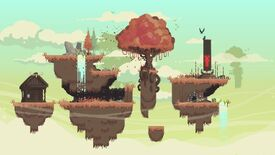 Image for Path To The Sky Is A Cloudbound Roguelike Platformer