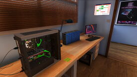 Image for PC Building Simulator passes POST to launch