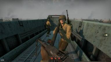 Image for Day of Infamy shoots its way out of early access