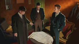 Image for The official Peaky Blinders game looks a bit like Shadow Tactics