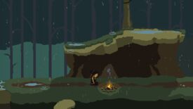 Image for Point 'N' Click Platforming In The Rain: Petrichor