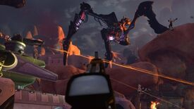Image for Found Firefall Footage