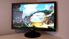 Image for Philips 273V5LHAB review: A 27in monitor that doesn't break the budget