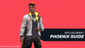 Image for Valorant Phoenix guide - 30 tips and tricks that all Phoenix players should know