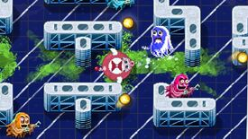 Image for Bizarre action-puzzler Pig Eat Ball gets a generously portioned demo to boost crowdfunding