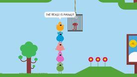 Image for Pikuniku is an absurd world of armless, funny Mr Men