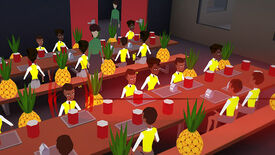 Image for Impressions: Satirical School Sim No Pineapple Left Behind