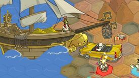 Image for Bizarro strategy-RPG Pit People launches next week