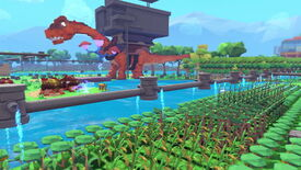Image for Ark: Survival Evolved becomes a Minecraftbut in PixArk