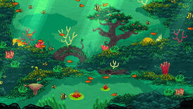 Image for Pixelscape: Oceans Lets You Create Lovely Sea Scenes