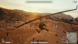 Image for Getting a chicken dinner with PUBG's new planes is harder than it looks