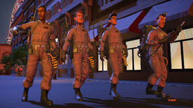 Image for Planet Coaster's Ghostbusters expansion lets you monetise the afterlife