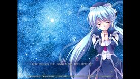 Image for The Joy Of the stars in Planetarian