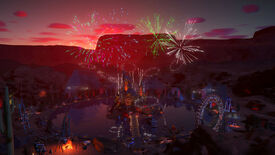 Image for Summer brings fireworks and more to Planet Coaster