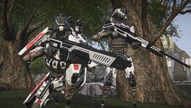 Image for PlanetSide 2 introducing side-switching mercenaries