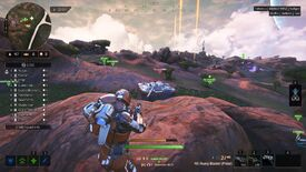Image for Our first impressions of PlanetSide Arena's chaotic team battle royale