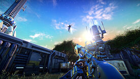 Image for PlanetSide Arena joins the battle royale of early access battle royales next month