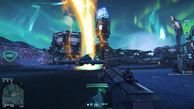 Image for PlanetSide 2 is getting a story and side quests in the Shattered Warpgate update