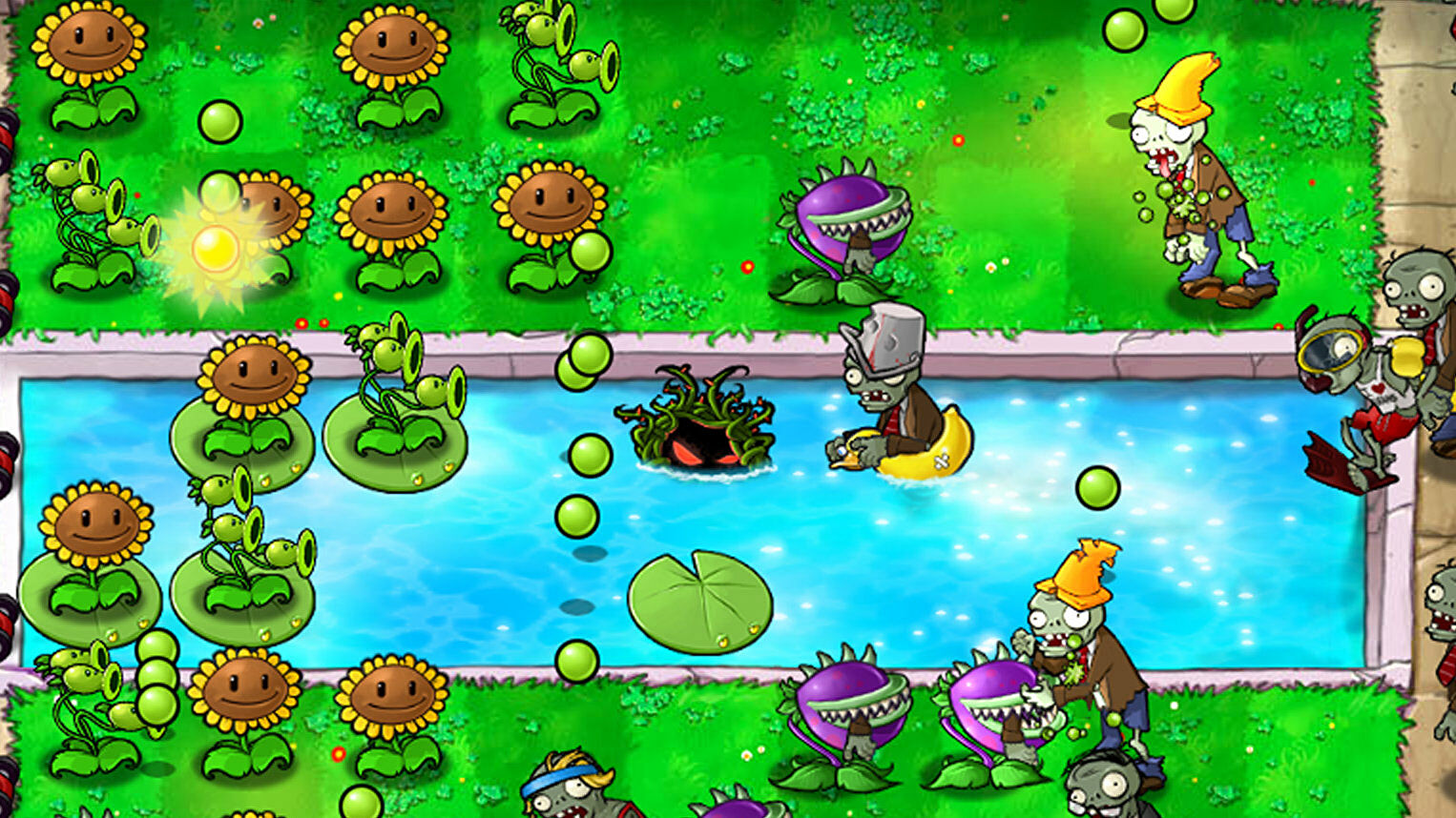 Plants vs. Zombies 3 Announced By EA: Still Under Early