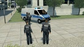 Image for My First Day On Patrol With: Police Force