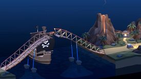 Image for Wacky physics puzzle game Poly Bridge 2 is out now