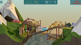 Image for Bridges The Gap: Poly Bridge Out In Early Access