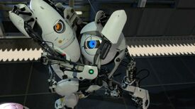 Image for Aw, Cuddles: Portal 2 Co-Op Screenshots