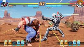 Image for Arika's Fighting EX Layer is punching its way onto PC