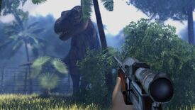 Image for Fragging With Dinosaurs: Primal Carnage