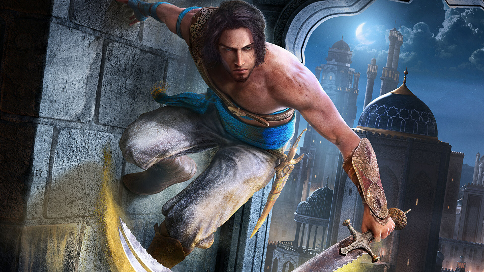 Prince Of Persia Sands Of Time Remake Delayed To 2022 Rock Paper Shotgun