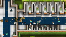 Image for Prison Architect will bring an embiggened Psych Ward to PC in November