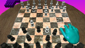 Image for Pro Chess Simulator 300 Makes The Tough Guys Tumble
