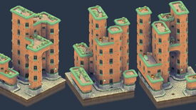 Image for Procedural Playthings: Dream Houses And Archipelagos