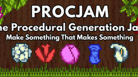 Image for ProcJam funding drive offers mystery proc-gen project mixtape to backers